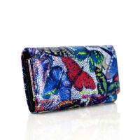 Giovani Valódi bőr pillangós pénztárca