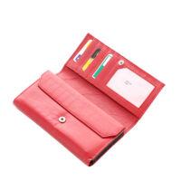 La Scala valódi bőr brifkó pénztárca pincér pénztárca*
