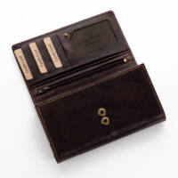 Green Deed bőr női pénztárca B100