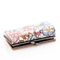 Cavaldi női virágmintás pénztárca PN23 2*