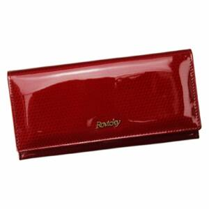 Lakk bőr Pénztárca RFID védelemmel