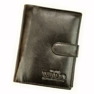 Wild Valódi bőr Pénztárca RFID védelemmel