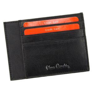 Pierre Cardin Valódi bőr Kártyatartó