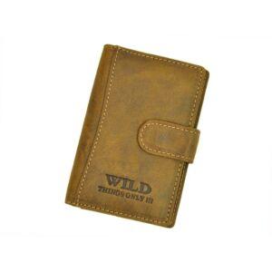 Wild Valódi bőr Kártyatartó