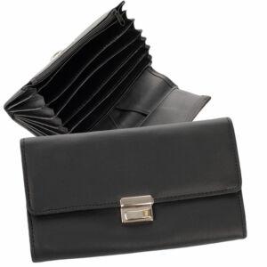 Brifkó pénztárca pincér pénztárca fekete színben láncos
