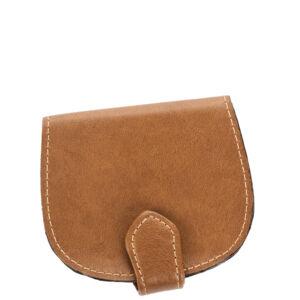 Patkó pénztárca lightbrown színben