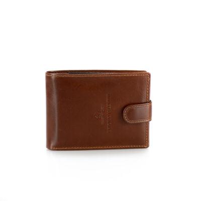 Emporio Valentini valódi bőr férfi pénztárca díszdobozban