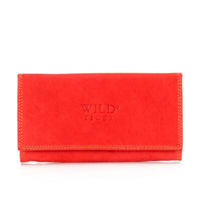 WILD valódi bőr pénztárca