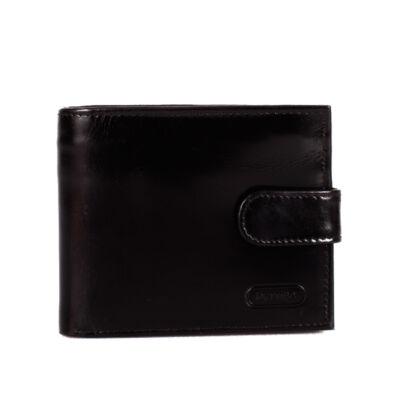 Valódi bőr férfi pénztárca díszdobozban*