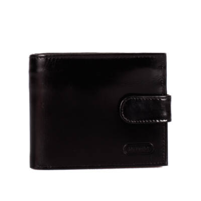 Valódi bőr férfi pénztárca díszdobozban