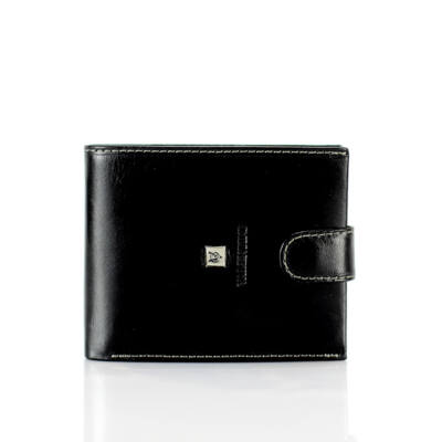 Valentini Luxury valódi bőr férfi pénztárca díszdobozban*
