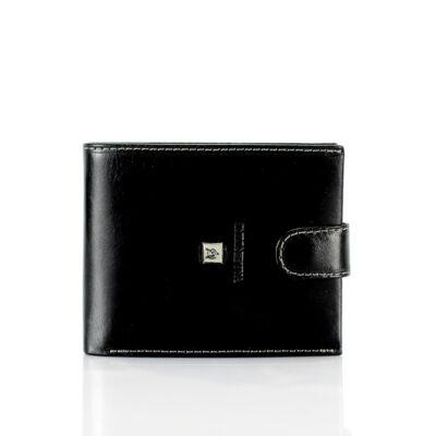 Valentini Luxury valódi bőr férfi pénztárca díszdobozban