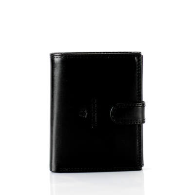 Emporio Valentini valódi bőr férfi pénztárca díszdobozban*