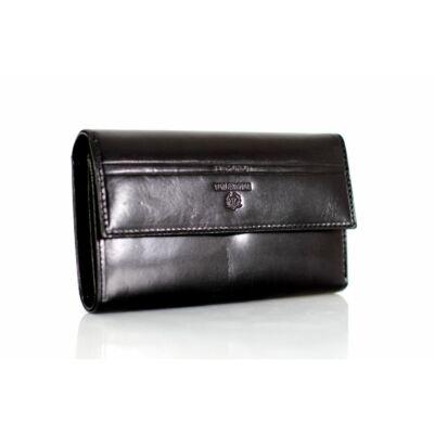 Emporio Valentini valódi bőr női pénztárca díszdobozban