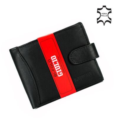GIULIO valódi bőr férfi pénztárca*