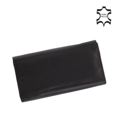 Valódi bőr brifkó pénztárca