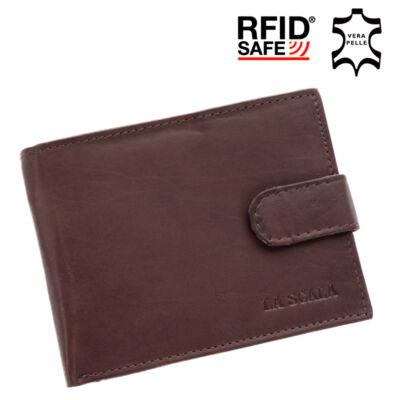 RFID blokkoló férfi pénztárca DKR06*