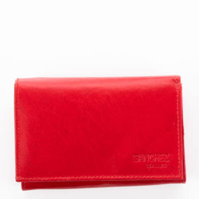 Sanchez női pénztárca piros színben ZD 07 068 red