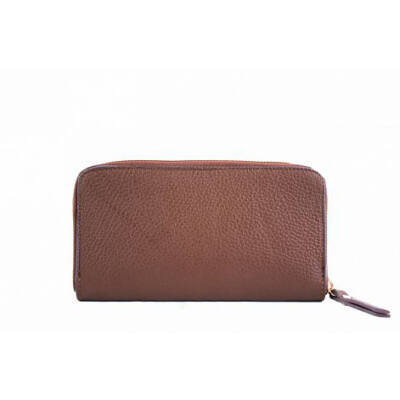 Valódi bőr női pénztárca