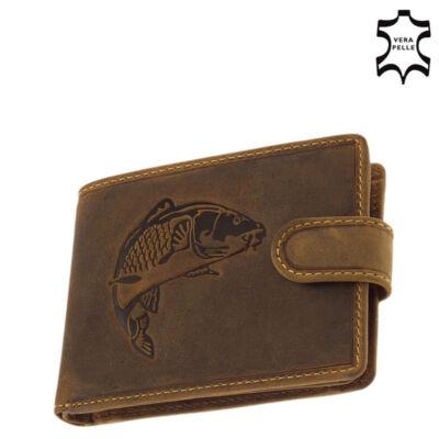 GreenDeed horgász pénztárca ponty mintával díszdobozban AP08/T