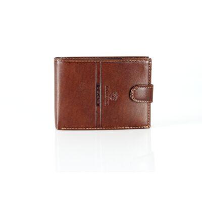 Emporio Valentini barna bőr pénztárca*