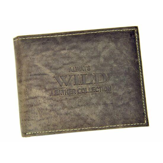 Wild Bőr Pénztárca