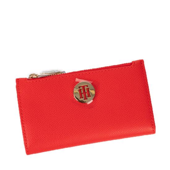 Tommy Hilfiger Női piros pénztárca AWOAW09532
