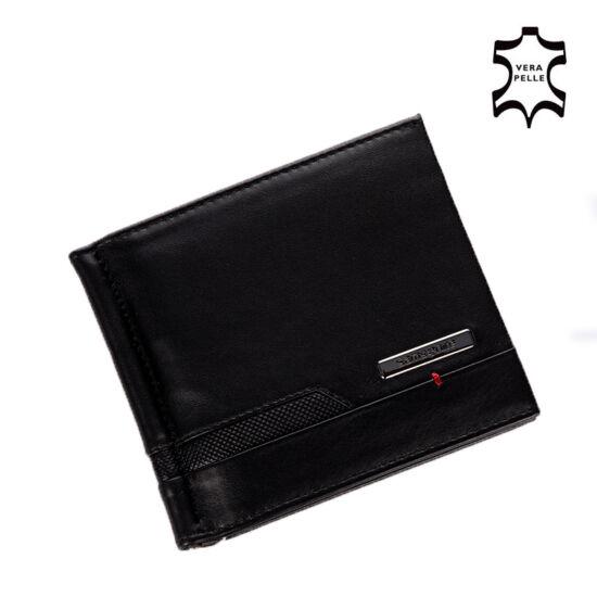 Samsonite money clip dollár férfi pénztárca PRO DLX5 RFID rendszerrel*
