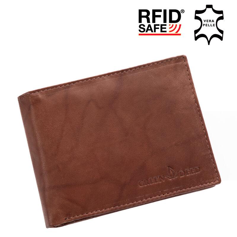 RFID blokkoló Green Deed férfi pénztárca XGR11 A Katt rá a felnagyításhoz 54e95a6b65