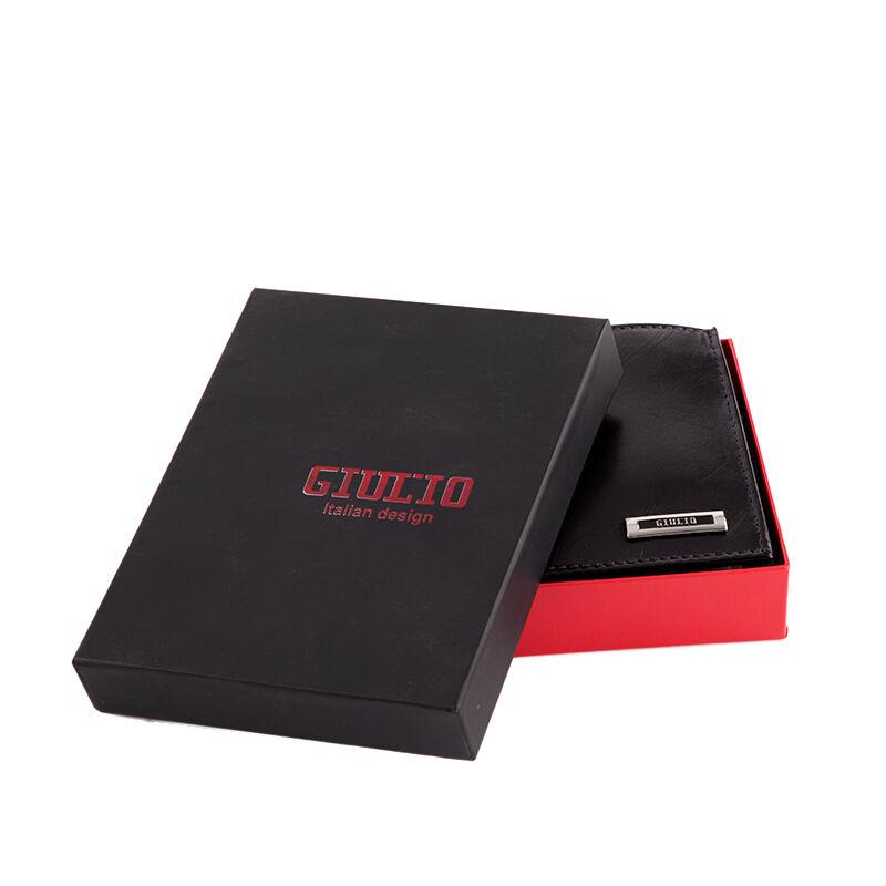 4ca062367e GIULIO valódi bőr férfi pénztárca díszdobozban, - Giulio férfi ...