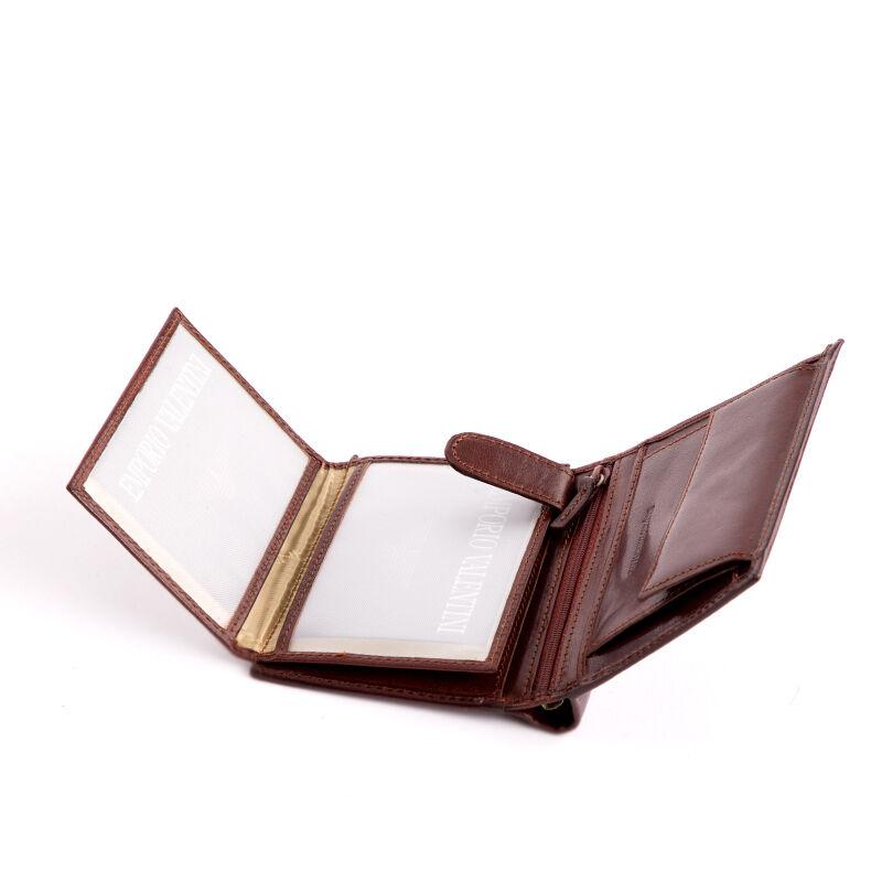 19fe50a625 Emporio Valentini valódi bőr férfi pénztárca díszdobozban ...