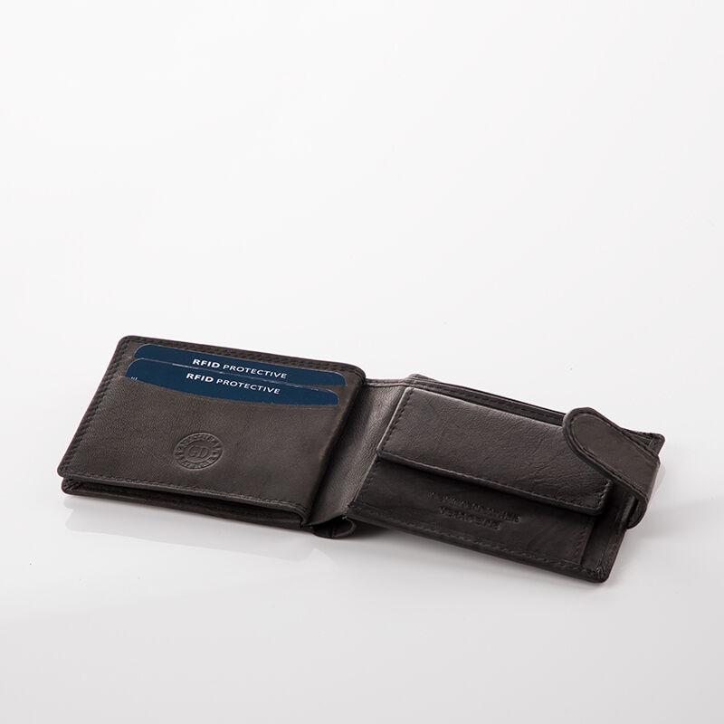 GREEN DEED valódi bőr férfi pénztárca díszdobozban RFID rendszerrel ... 97b8622784