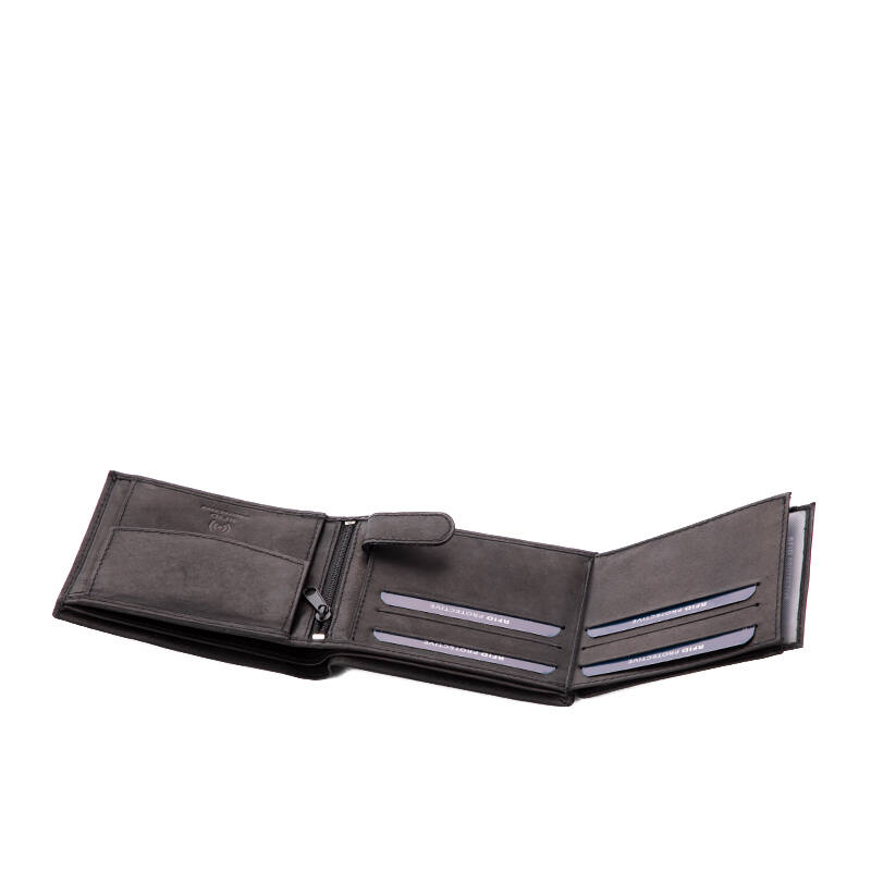 La Scala valódi bőr férfi pénztárca RFID - RFID pénztárcák ... 31bab9c753