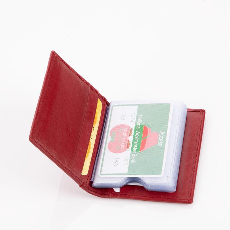 LA SCALA valódi bőr kártyatartó 7ffd73915c