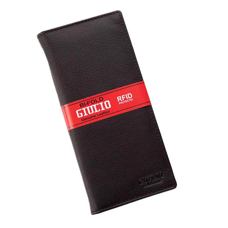GIULIO valódi bőr pénztárca RFID rendszerrel + - Giulio férfi ... 1af079bec3