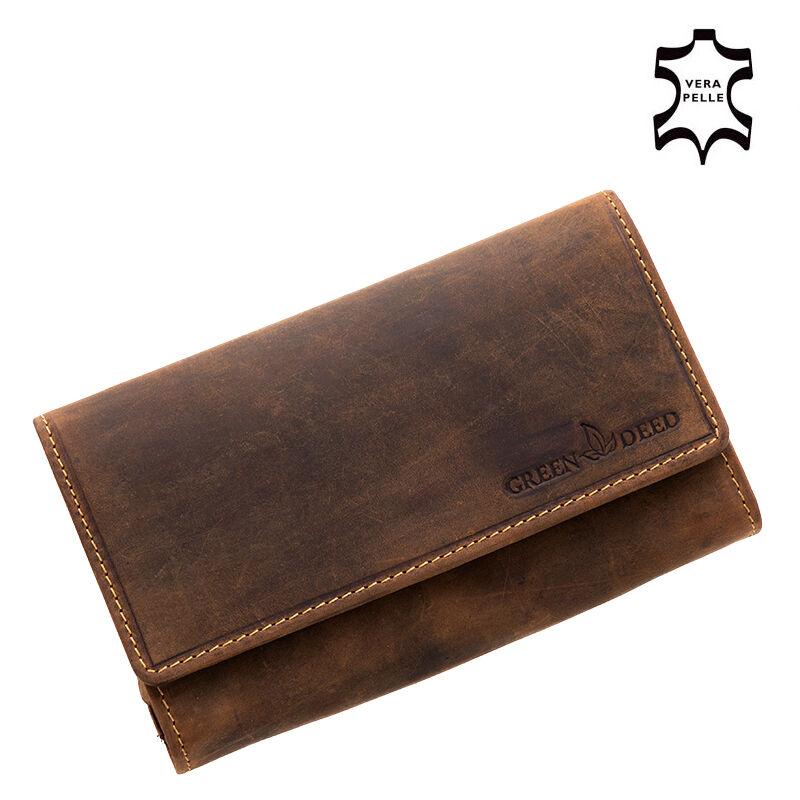 0723d22a3ed6 Green Deed bőr női pénztárca OP-100* - Pénztárca - Pénztárca-Store ...